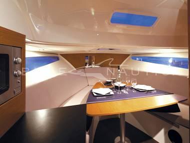 Jeanneau Cap Camarat 8.5 WA (CBM Realtime) - Trogir - Charter plavidlá Chorvátsko