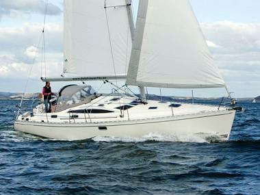 Delphia 40 (CBM Realtime) - Kastel Gomilica - Charter ships Croatia