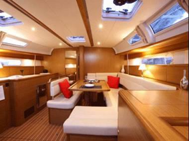 Sun Odyssey 44 i (CBM Realtime) - Kastel Gomilica - Charter ships Croatia