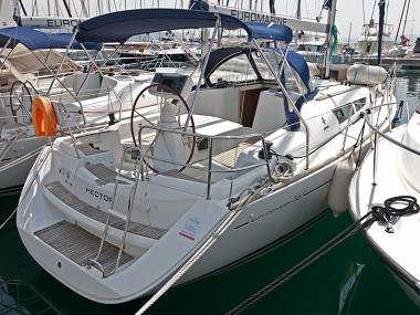 Sun Odyssey 36i (CBM Realtime) - Kastel Gomilica - Charter Boote Kroatien