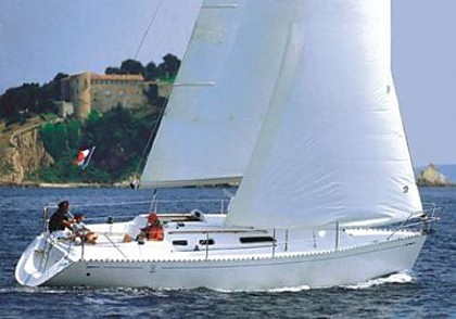Dufour 32 (code:PLA 162) - Trogir - Charter plovila Hrvaška