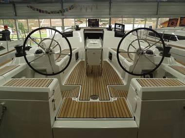 Sun Odyssey 419 (CBM Realtime) - Kastel Gomilica - Charter ships Croatia