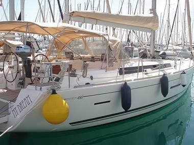 Dufour 450 GL (CBM Realtime) - Kastel Gomilica - Charter ships Croatia