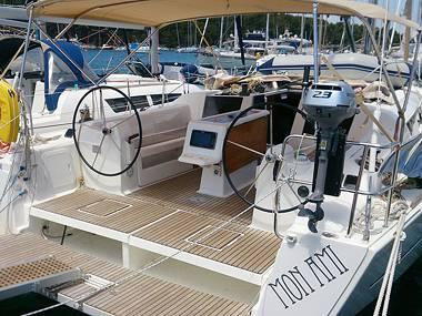 Dufour 410 Grand Large (CBM Realtime) - Пула - Чартер ХорватияХорватия