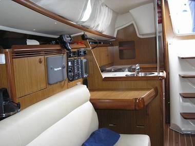 Sun Odyssey 32 i (CBM Realtime) - Betina - Charter Boote Kroatien