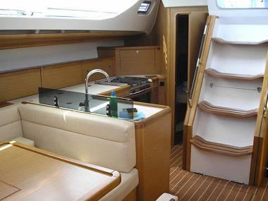 Sun Odyssey 50DS (CBM Realtime) - Betina - Charter plovila Hrvatska