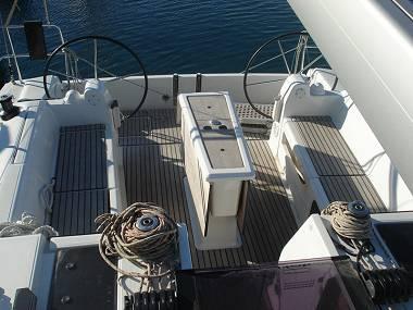 Dufour 410 Grand Large (CBM Realtime) - Kastel Gomilica - Czarter statki Chorwacja