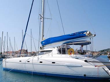 Bahia 46 (CBM Realtime) - Betina - Charter ships Croatia