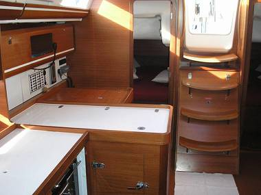 Dufour 405 (CBM Realtime) - Betina - Charter Boote Kroatien