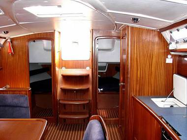 Bavaria 44 (CBM Realtime) - Pula - Charter ships Croatia