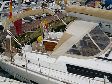 Dufour 410 Grand Large (CBM Realtime) - Pula - Charter Boote Kroatien
