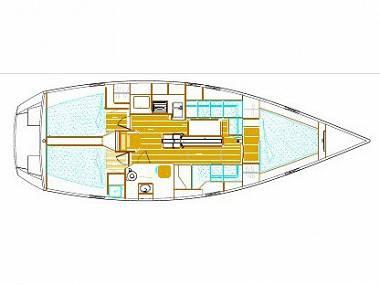 Ovni 395 (CBM Realtime) - Pula - Charter plovila Hrvatska