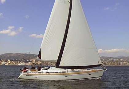 Bavaria 50 (code:PLA 163) - Kastel Gomilica - Charter ships Croatia