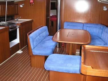 Dufour 455 (CBM Realtime) - Betina - Charter embarcation Croatie