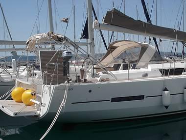 Dufour 560 (CBM Realtime) - Pula - Charter Boote Kroatien