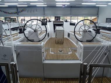 Sun Odyssey 449 (CBM Realtime) - Kastel Gomilica - Charter boten Kroatië