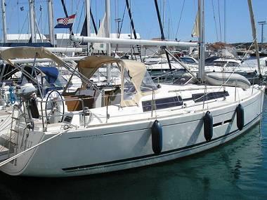 Dufour 375 GL (CBM Realtime) - Betina - Charter Boote Kroatien