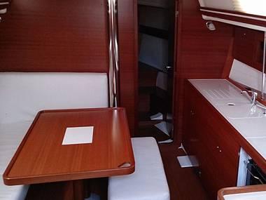 Dufour 375 GL (CBM Realtime) - Kastel Gomilica - Charter plavidlá Chorvátsko