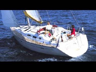 Oceanis 37 (CBM Realtime) - Trogir - Charter ships Croatia