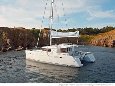 Lagoon 450 Sport (CBM Realtime) - Seget Donji - Charter plovila Hrvaška