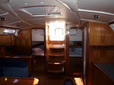 Bavaria 44 (CBM Realtime) - Primosten - Charter ships Croatia