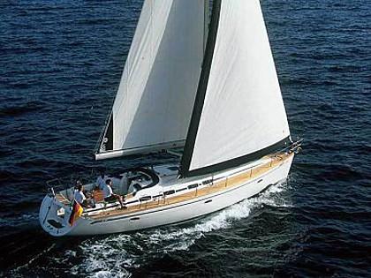 Bavaria 46 (code:PLA 167) - Kastel Gomilica - Czarter statki Chorwacja