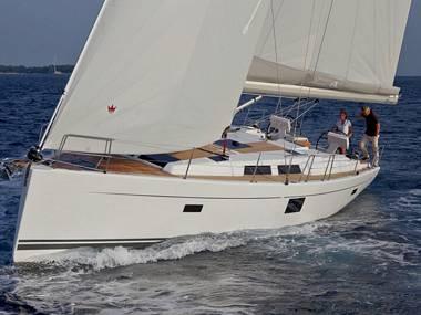 Hanse 455 (CBM Realtime) - Kastel Gomilica - Charter ships Croatia