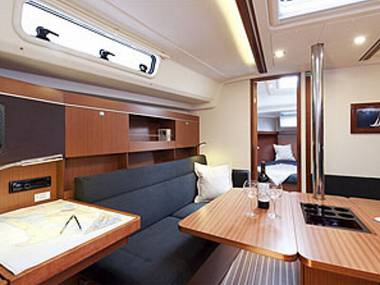 Hanse 385 (CBM Realtime) - Kastel Gomilica - Charter Boote Kroatien