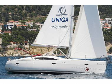 Elan 434 Impression (CBM Realtime) - Kastel Gomilica - Charter navi Croazia