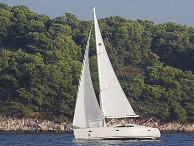 Elan 434 Impression (CBM Realtime) - Kastel Gomilica - Charter boten Kroatië