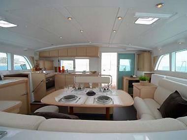 Lagoon 440 (CBM Realtime) - Kastel Gomilica - Charter boten Kroatië