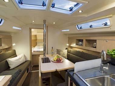 Hanse 345 (CBM Realtime) - Dubrovnik - Charter hajókHorvátország
