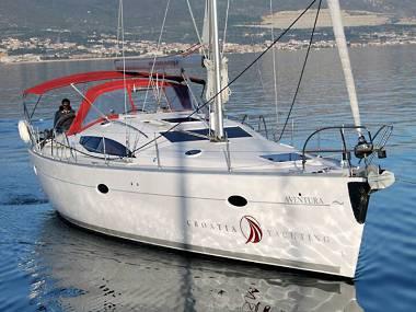 Elan 434 Impression (CBM Realtime) - Kastel Gomilica - Charter plovila Hrvaška