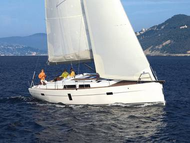Hanse 445 (CBM Realtime) - Kastel Gomilica - Charter navi Croazia