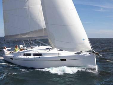 Hanse 385 (CBM Realtime) - Kastel Gomilica - Charter ships Croatia