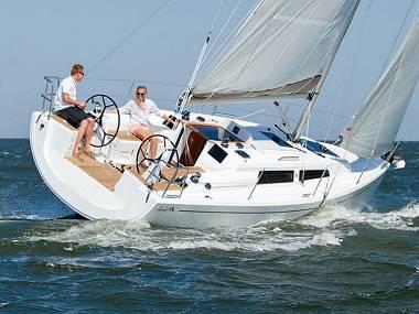 Hanse 315 (CBM Realtime) - Kastel Gomilica - Charter embarcation Croatie