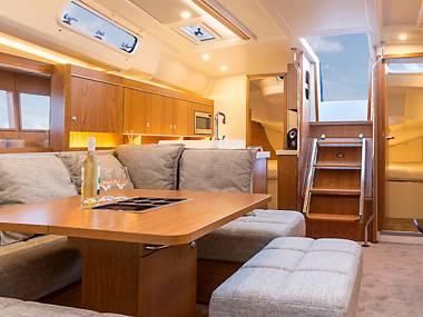 Hanse 455 (CBM Realtime) - Kastel Gomilica - Charter boten Kroatië