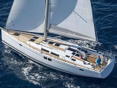 Hanse 505 (CBM Realtime) - Kastel Gomilica - Charter ships Croatia
