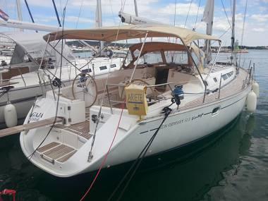 Sun Odyssey 52.2 (CBM Realtime) - Sukosan - Charter ships Croatia