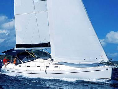 Harmony 47 (CBM Realtime) - Seget Donji - Charter ships Croatia