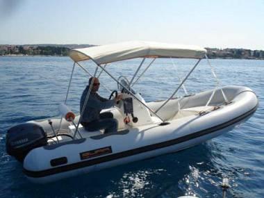 Bura 5.0 (CBM Realtime) - Zadar - Charter ships Croatia