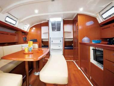 Cyclades 43.4 (CBM Realtime) - Skradin - Charter Boote Kroatien