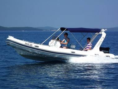 Wav Marine Topline 600 (CBM Realtime) - Zadar - Charter Boote Kroatien