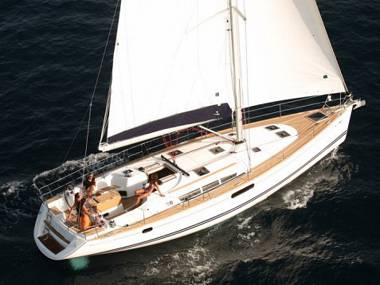 Sun Odyssey 49i (CBM Realtime) - Sukosan - Czarter statki Chorwacja