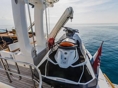Fairline Squadron 78 (CBM Realtime) - Split - Charter Boote Kroatien