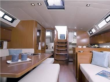 Oceanis 45 (CBM Realtime) - Kastel Gomilica - Charter hajókHorvátország
