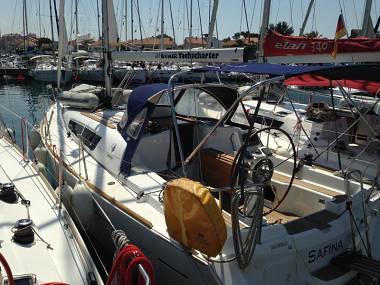 Sun Odyssey 33i (CBM Realtime) - Biograd - Charter ships Croatia