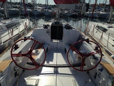 Elan 350 (CBM Realtime) - Biograd - Charter hajókHorvátország