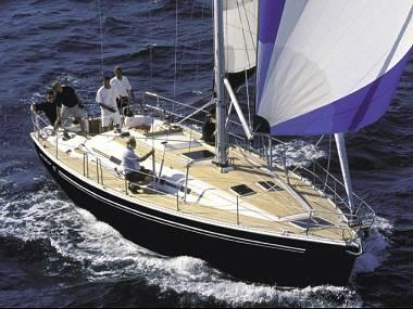 Elan 45 (CBM Realtime) - Kastel Gomilica - Charter hajókHorvátország