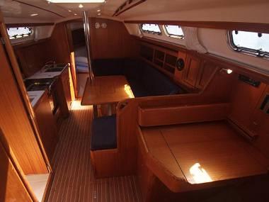 Elan 36 (CBM Realtime) - Sukošan - Charter plavidlá Chorvátsko